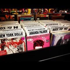 Photo taken at Newbury Comics by Donovan S. on 11/2/2012