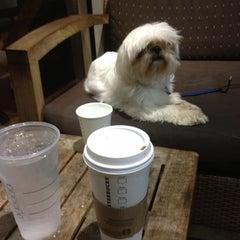 Photo taken at Starbucks by Chris W. on 9/17/2012