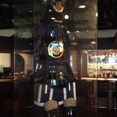 Photo taken at Genji Japanese Steakhouse - Dublin by Ray O. on 5/1/2013