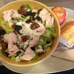 Photo taken at Panera Bread by Jethro A. on 10/18/2012