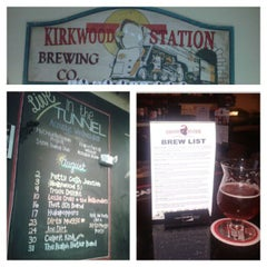 Photo taken at Kirkwood Station Brewing Co. by Keren G. on 8/1/2013