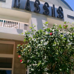 Photo taken at Cassis American Brasserie by David G. on 5/9/2013