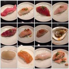 Photo taken at Echigo Sushi by Jib S. on 2/14/2014