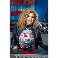 Photo taken at KIIS FM by Alex G. on 3/4/2015