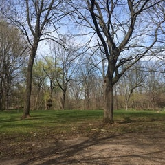 Photo taken at Marcellus Park by Zachary G. on 5/8/2014