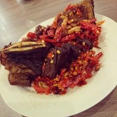 Photo taken at Brasserie   Bakery & Café by Dany Kurniawan on 9/28/2014