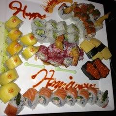 Photo taken at RA Sushi by wendy h. on 12/6/2012