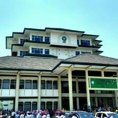 Photo taken at Universitas Islam Negeri (UIN) Sunan Gunung Djati by Dimas F. on 9/13/2015