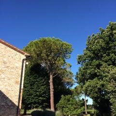 Photo taken at Relais Villa Acquaviva by Vizio on 6/25/2015