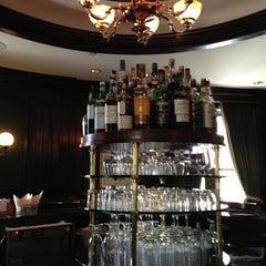 Photo taken at The Round Robin Bar by Adam G. on 10/20/2012
