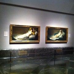 Foto tomada en Museo Nacional del Prado por Luís S. el 11/30/2012