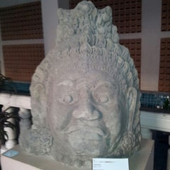 Photo taken at Angkor National Museum by Teeranguro T. on 1/21/2013