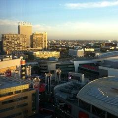 Photo taken at JW Marriott LA Live by Stijn V. on 9/22/2012