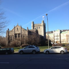 Photo taken at Westmount City Hall by E B. on 12/6/2012