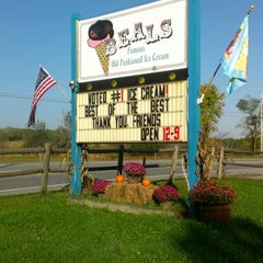 Photo taken at Beals Ice Cream by Amy R. on 10/5/2012