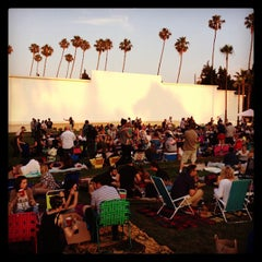 Photo taken at Cinespia by Joe O. on 7/4/2013