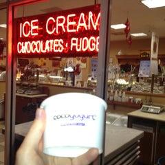 Photo taken at Kilwin's Ice Cream by Robert K. on 1/2/2013