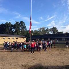 Photo taken at Klintenborg FDF by Anders J. on 9/2/2014