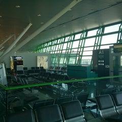 Photo taken at Astana International Airport (TSE) by Илья С. on 5/5/2013