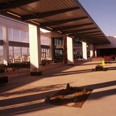 Photo taken at Long Beach Airport (LGB) by Kirk G. on 12/18/2012