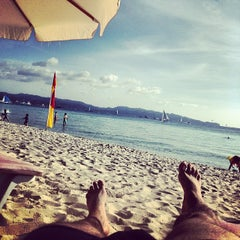 Photo taken at Boracay Sunset Resort by Alex R. on 3/7/2014