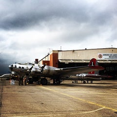 Photo taken at American Airpower Museum by Evan on 5/23/2014