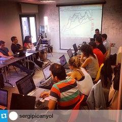 Photo taken at Activotrade by Josep A. on 10/8/2014