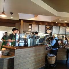 Photo taken at Starbucks by Nat H. on 1/13/2013