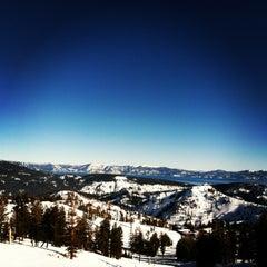 Photo taken at Squaw Valley Ski Resort by John B. on 1/3/2013