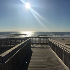 Photo taken at Ortley Beach, NJ by Jamie P. on 8/9/2015
