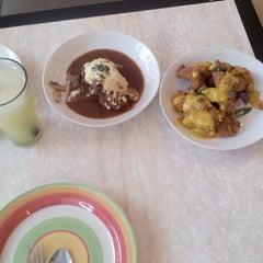 Photo taken at Kul Kitchen by Jville S. on 6/9/2014
