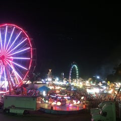 Photo taken at Tennessee Valley Fair by James B. on 9/13/2014