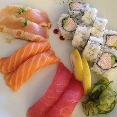 Photo taken at Shogun Sushi by Genie C. on 9/19/2013