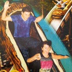 Photo taken at Silver River Flume by Sonia B. on 10/15/2015