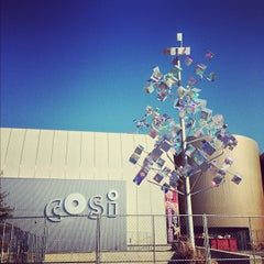 Photo taken at Center of Science and Industry (COSI) by @jeffreydepp on 11/10/2012