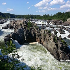 Photo taken at Great Falls National Park by Setera on 6/29/2013