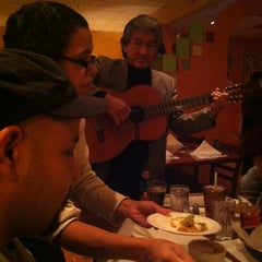 Photo taken at Chapala Grill by Kristina H. on 11/17/2012