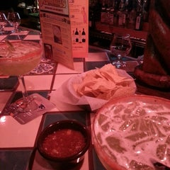 Photo taken at Margaritas Mexican Restaurant by Kim W. on 11/8/2013