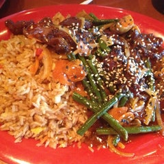 Photo taken at Pei Wei by Laura R. on 4/27/2013