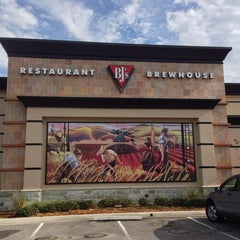 Photo taken at BJ's Restaurant and Brewhouse by David R. on 12/28/2012
