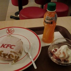 Photo taken at KFC by Guntur Benedict H. on 12/25/2012