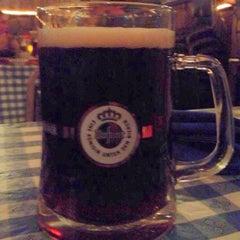Photo taken at Scharfs German Restaurant und Bar by Brian B. on 2/16/2014