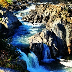 Photo taken at Great Falls National Park by Olivia J. on 9/15/2013
