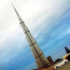 Photo taken at Burj Khalifa by Muneer A. on 4/26/2013
