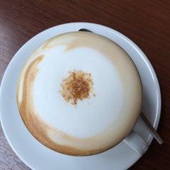 Photo taken at TUP Coffee Bar by Korapin T. on 4/13/2014