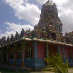 Photo taken at Temple tamoul by Jean-francois M. on 9/21/2013
