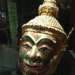 Photo taken at Thai Arroy Restaurant by Gobinath M. on 2/11/2013