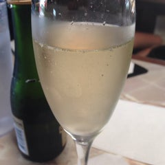 Photo taken at The Alley Restaurant & Bar by Erin B. on 8/7/2014