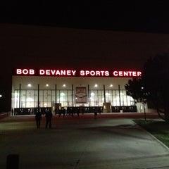 Photo taken at Bob Devaney Sports Center by Travis R. on 11/16/2012