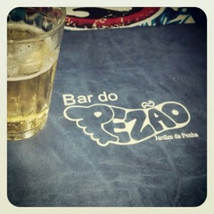 Photo taken at Bar do Pezão by Alexandre B. on 2/19/2013